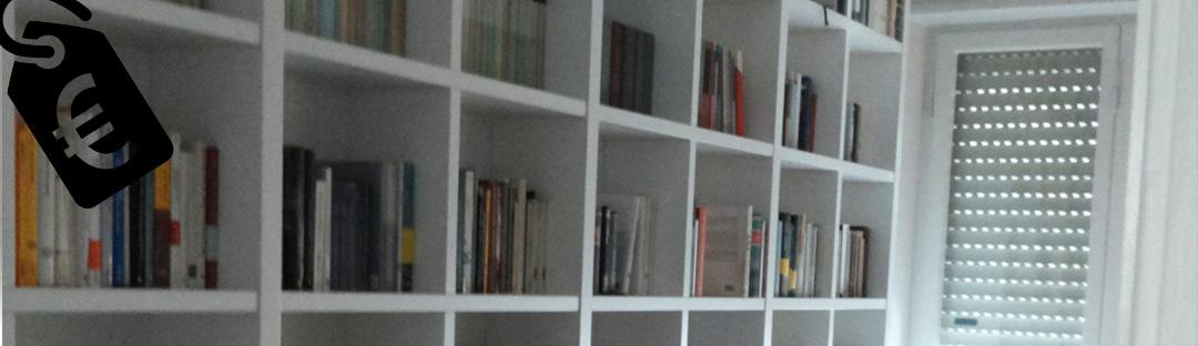 Prezzo Libreria Su Misura.Libreria Su Misura Prezzi Bucefalo